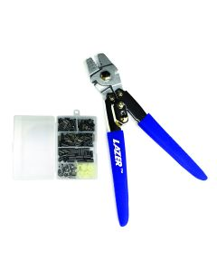 Rigging Kit 350 Pieces With Crimper