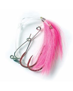 Cod Rig With Pink Bucktail