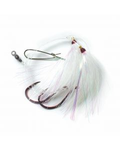 Cod Rig With White Bucktail