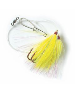 Cod Rig With Yellow Bucktail