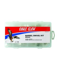 RX-BRLB Barrel Swivel with Interlock Snaps - Kit