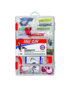 Fresh Water Tackle Kit