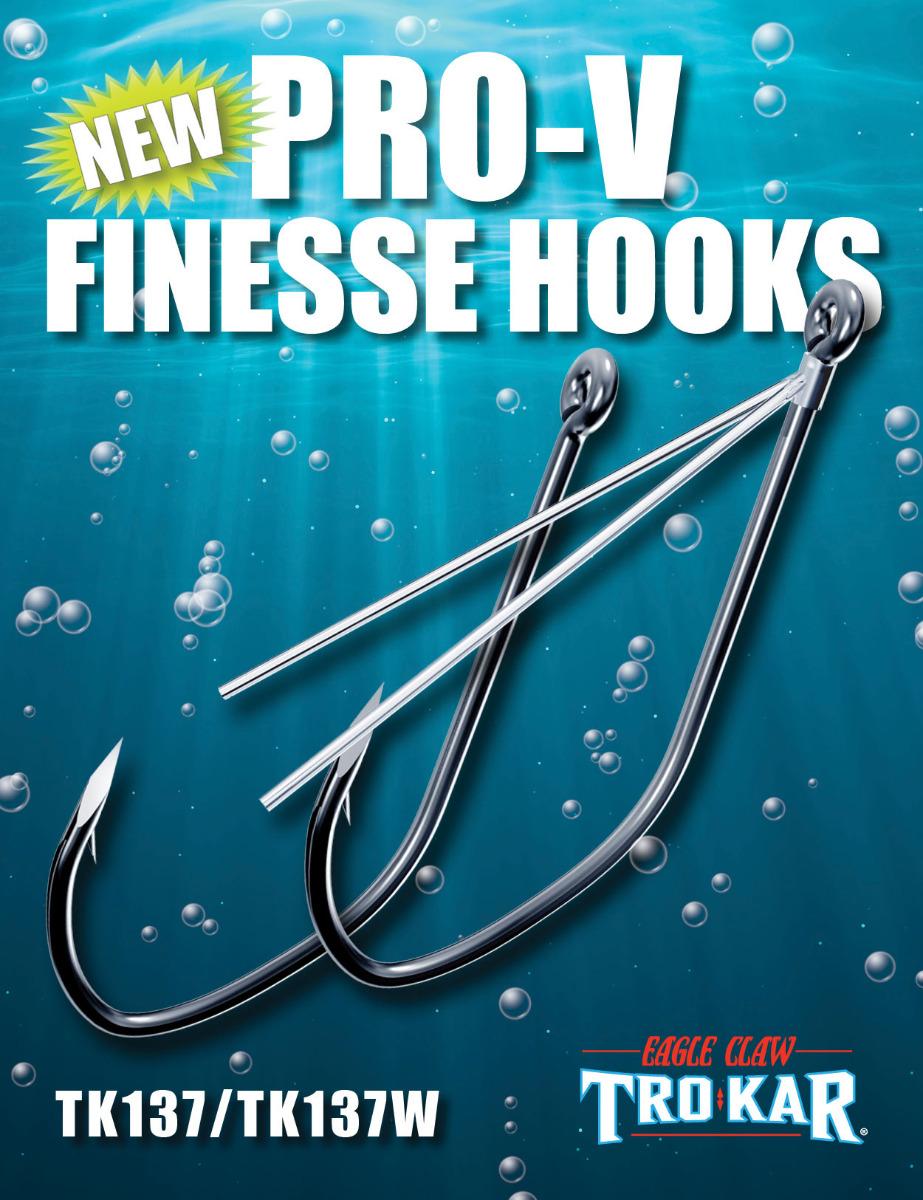 Pro-V Finesse Hooks - TK137
